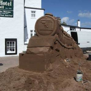 crail sand train