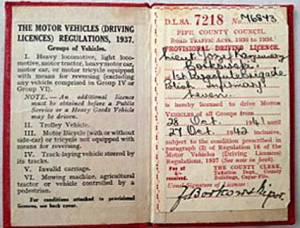 Borkowski-driving-licence