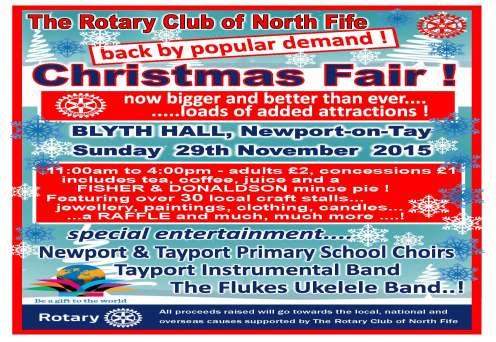 Christmas Fair Poster - 2015 final